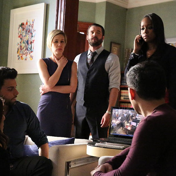 'HTGAWM' was created by Peter Nowalk and produced by Shonda Rhimes