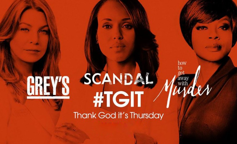 'Grey's Anatomy,' 'Scandal,' and 'How to Get Away With Murder,' All Renewed for Next Season