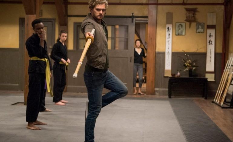Netflix Premieres Trailer for 'Marvel's Iron Fist'