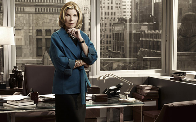 Christine Baranski Talks Her Decision to Continue on With 'The Good Fight'