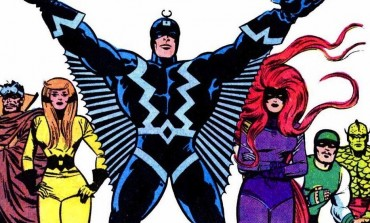 Giant Teleporting Dog Completes Marvel's 'Inhumans' casting