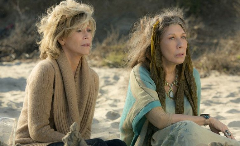 Jane Fonda and Lily Tomlin still working on Dolly Parton reunion