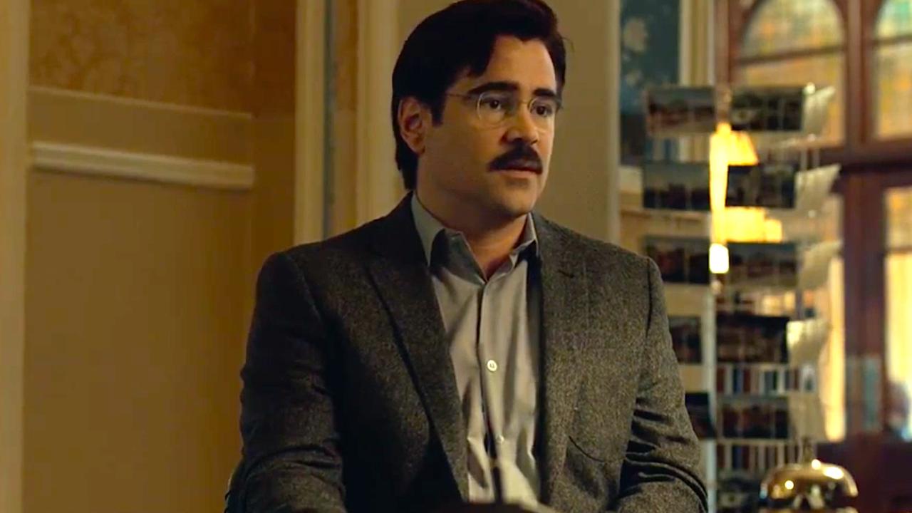 Colin Farrell Set To Star In Yorgos Lanthimos' Iran-Contra Amazon Limited Series