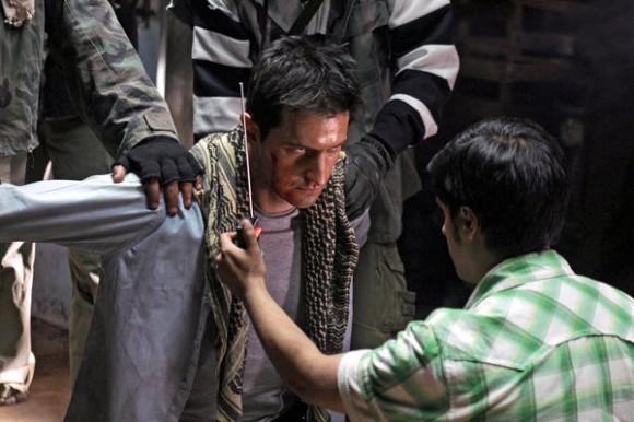 Richard Armitage stars in the first season of "Strike Back"