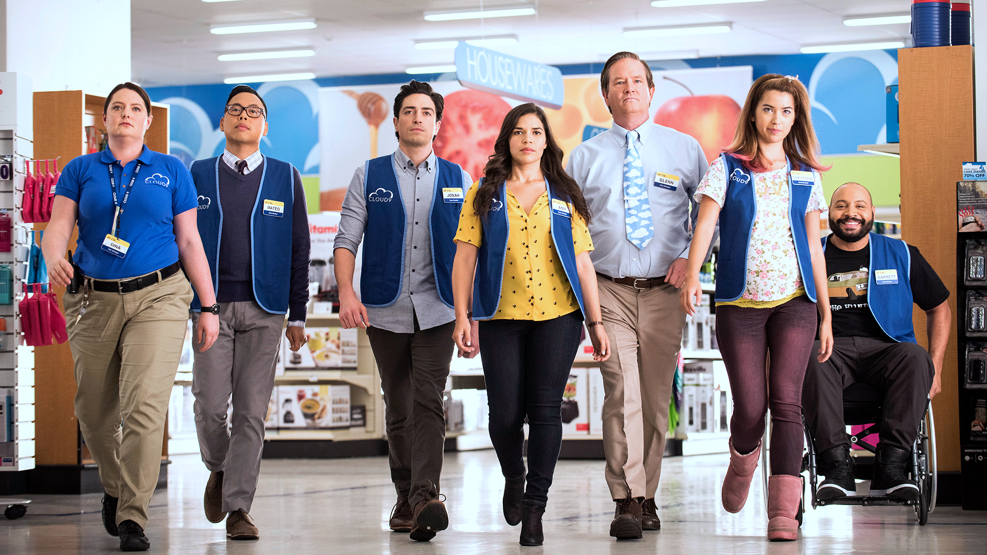 America Ferrera Gets a Cloud 9 Farewell as 'Superstore' Airs its 100th  Episode - mxdwn Television