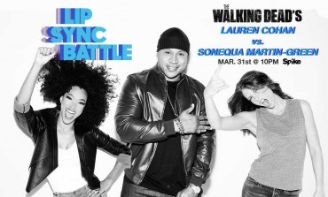 'Walking Dead' Stars Whip/ Nae Nae on 'Lip Sync Battle'