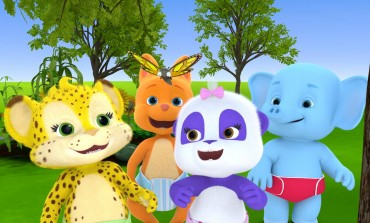 Netflix Releases Trailer for Children's Animated Series 'Word Party'