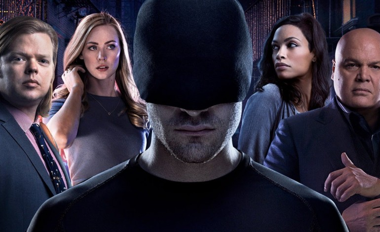 The Netflix and Marvel Original Show 'Daredevil' is Coming to Blu-ray and DVD