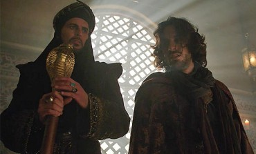 'Once Upon a Time' Reveals those Cast as Aladdin, Jafar, and Jasmine