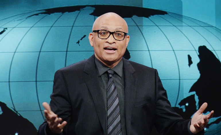 Larry Wilmore Talks About His Time at Comedy Central, 'The Nightly Show'