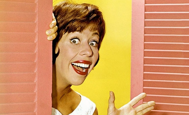 Carol Burnett Returning to TV in New Amy Poehler Comedy