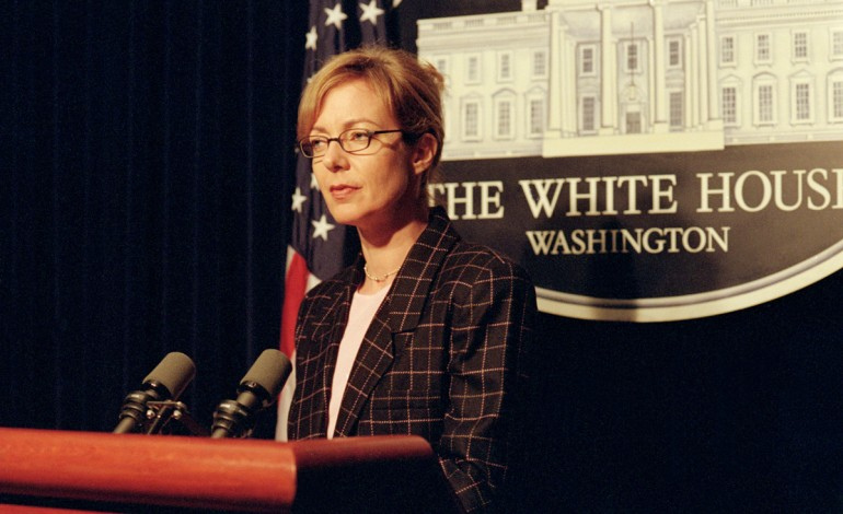 Allison Janney Gives Favorite 'West Wing' Moments