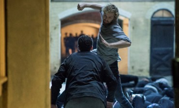 Netflix Releases New Marvel's 'Iron Fist' Teaser Trailer at New York Comic Con