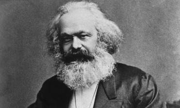 Karl Marx Drama in the Works At Symbolic Exchange