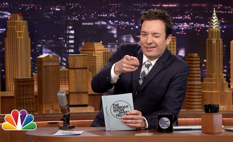 Why Jimmy Fallon Is A Great Golden Globes Host
