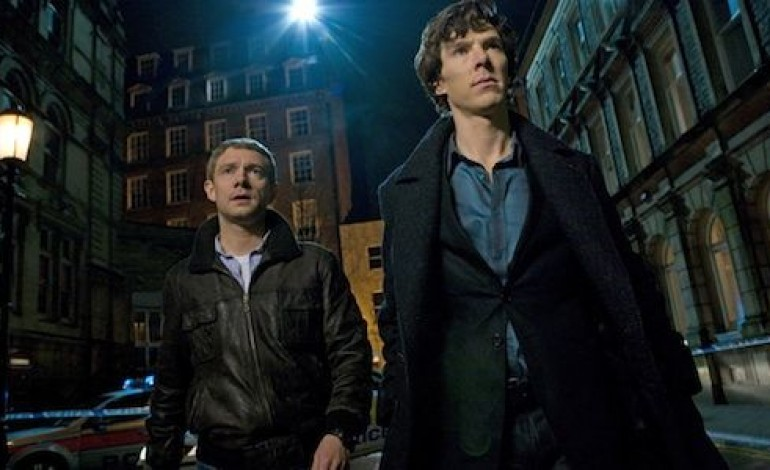 'Sherlock' Creators Discuss Season Four