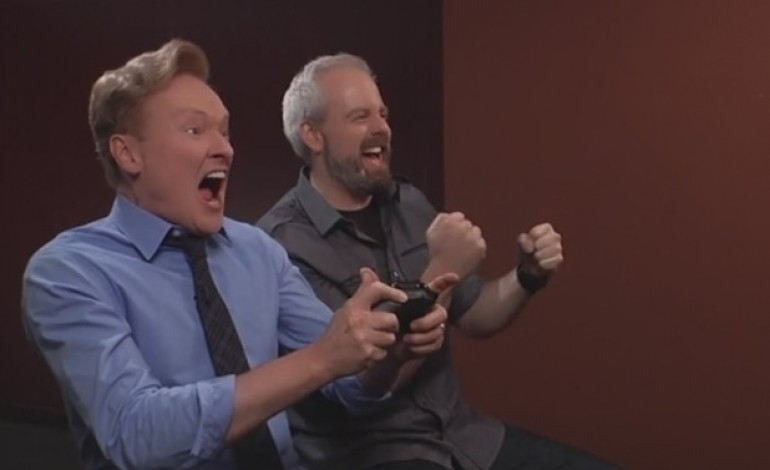Conan O'Brien's 'Clueless Gamer' Segment is Being Developed as a Series