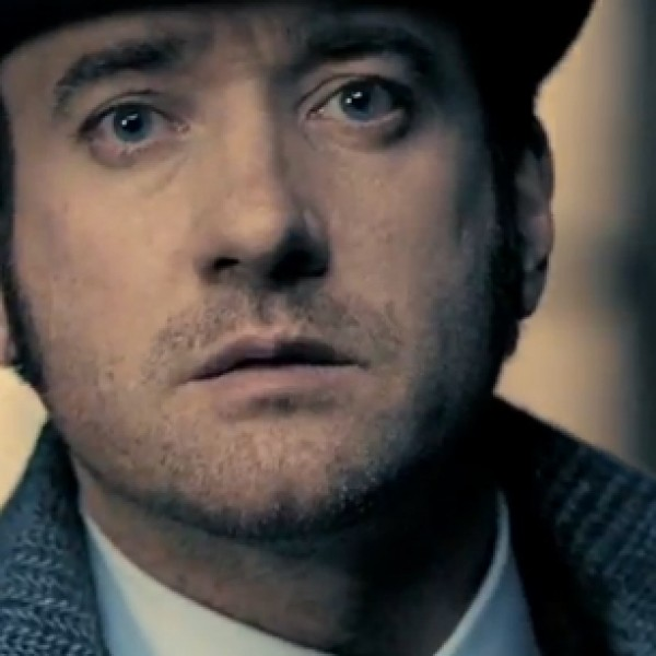 Matthew Macfadyen recently starred in BBC One's 'Ripper Street.'