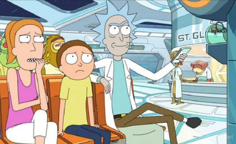 'Rick and Morty' Creators Unveil Website Leading Up To Third Season