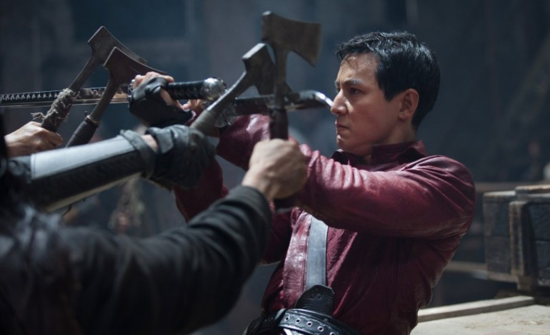 'Into the Badlands' Brings New Blood, New Digs To Tonight's 10 ET Premiere