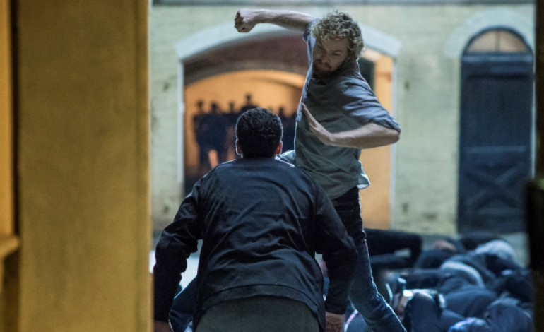 Finn Jones Defends 'Iron Fist' from Whitewashing Comments
