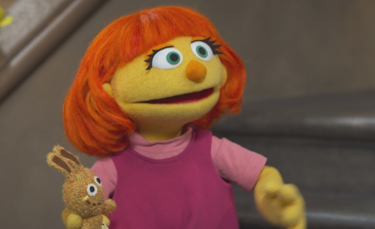 'Sesame Street' Introducing First Muppet With Autism