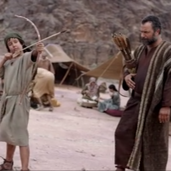 The Bible: The Epic Miniseries is now available for streaming on Netflix
