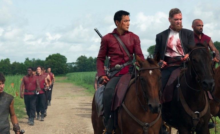 'Into the Badlands' Renewed for Season 3 on AMC