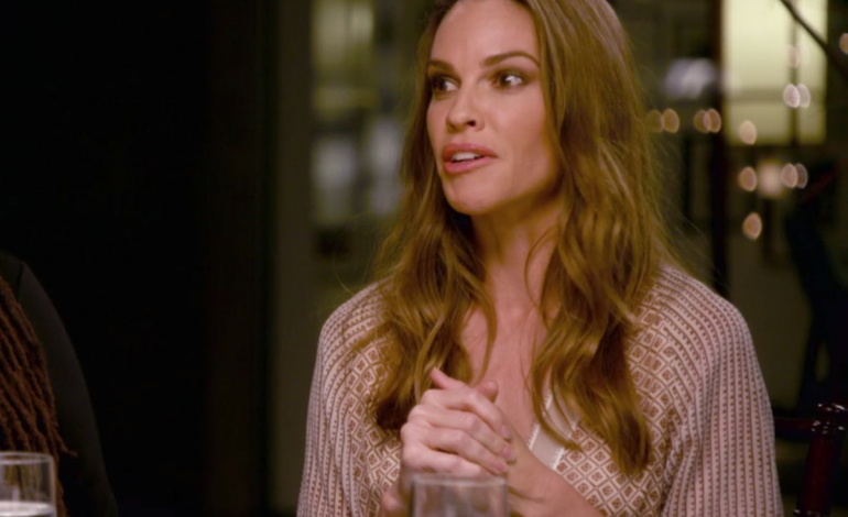 Hilary Swank to Star in Danny Boyle's FX series 'Trust'
