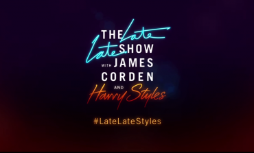 Harry Styles to Perform For One Week in May on the 'Late Late Show'