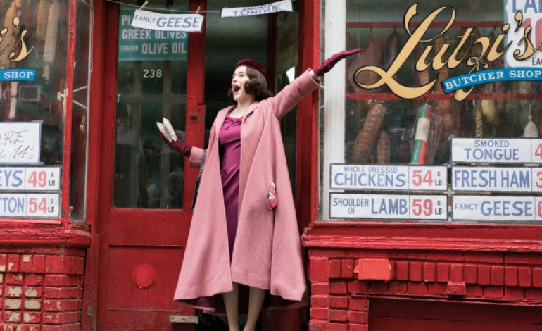 'Marvelous Mrs. Maisel' Gets Two Season Pickup From Amazon