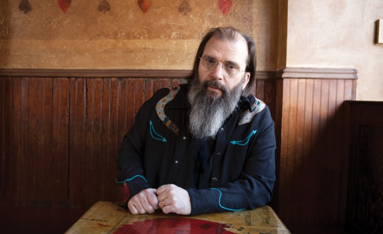 Steve Earle & David Simon From 'The Wire' May Be Developing a Musical