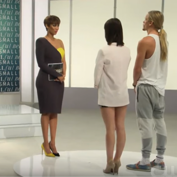Tyra Banks on Cycle 22 of 'America's Next Top Model'