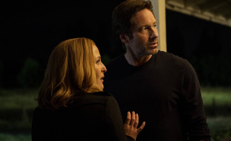David Duchovny, Gillian Anderson Are Bringing 'The X Files' Back With Audio Series 'The X Files: Cold Cases'