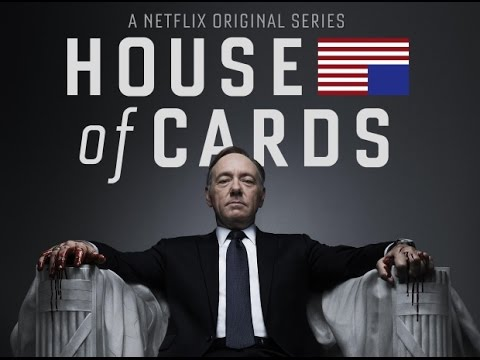 Netflix Releases New 'House of Cards' Trailer