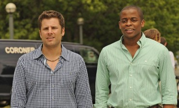 USA Sets 'Psych' Holiday Movie Special