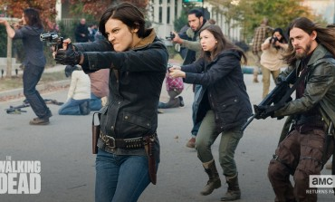 "'The Walking Dead' Co-stars Talk Upcoming Scenes ""Never Happened Before"""