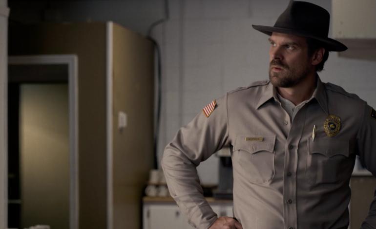 David Harbour Spills 'Stranger Things' Season 2 Details