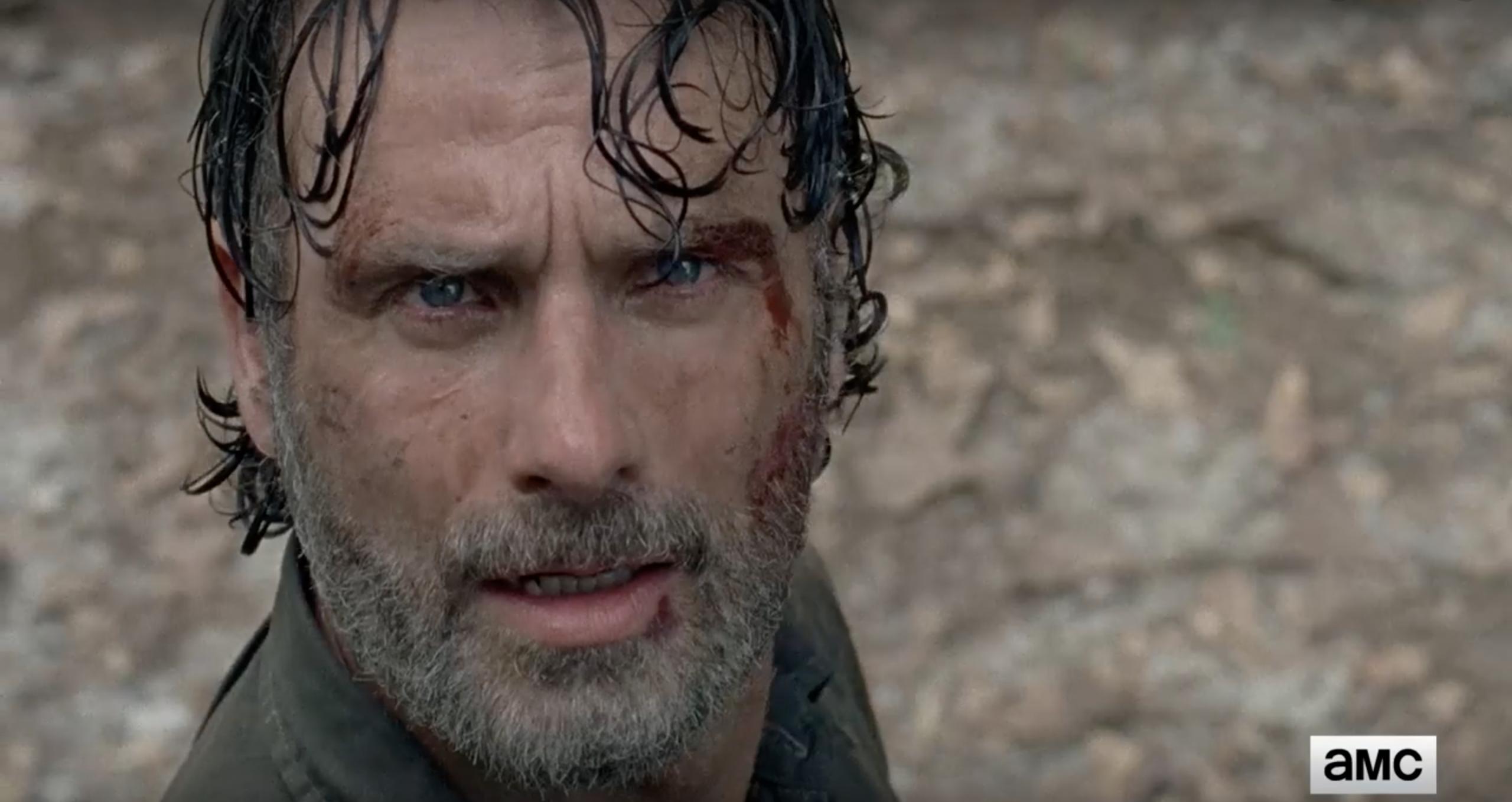'The Walking Dead' Season 8 Trailer Debuts at Comic-Con