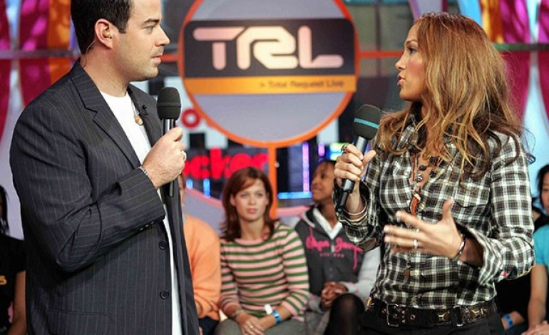 MTV is Bringing Back 'Total Request Live'