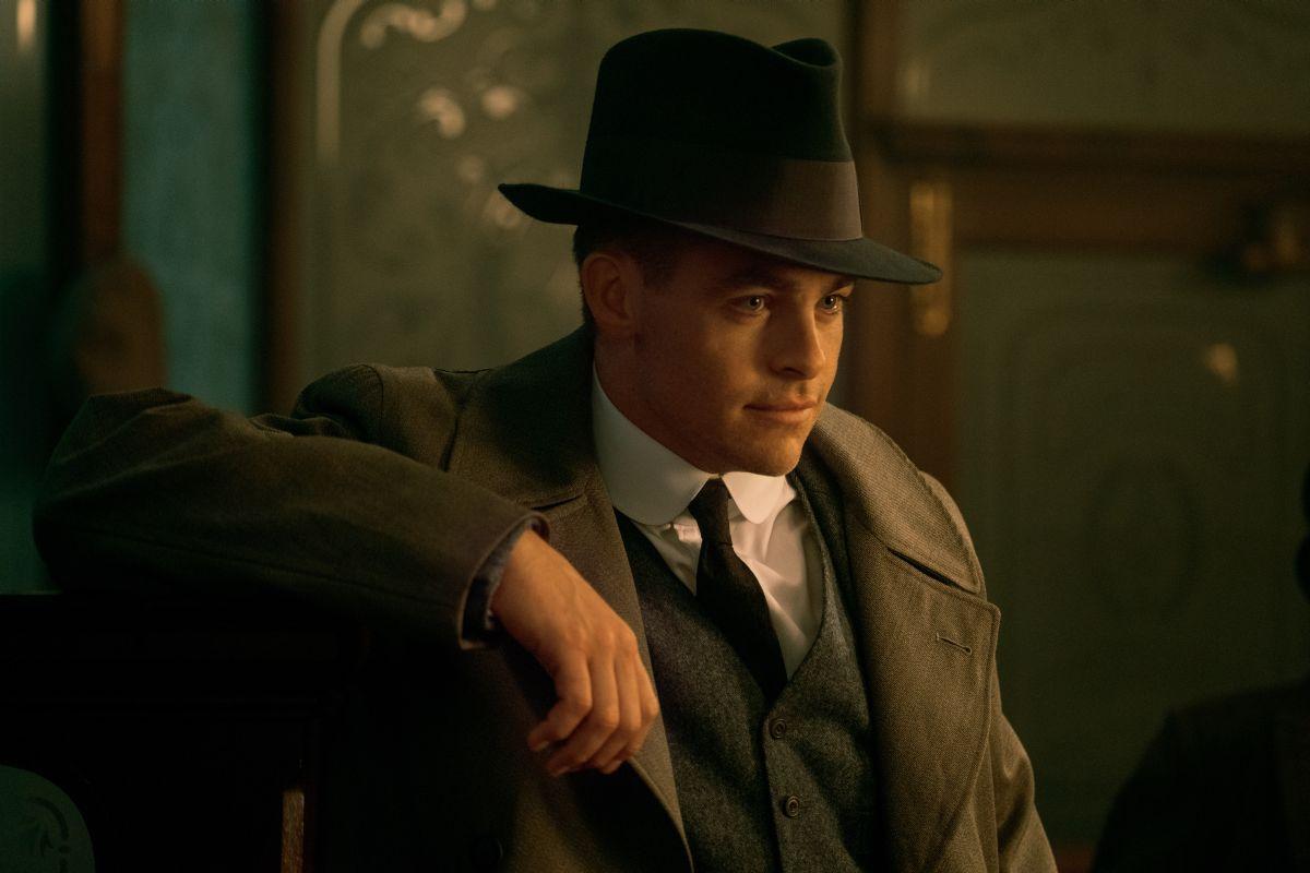 Hulu Developing Robert F. Kennedy Drama with Chris Pine
