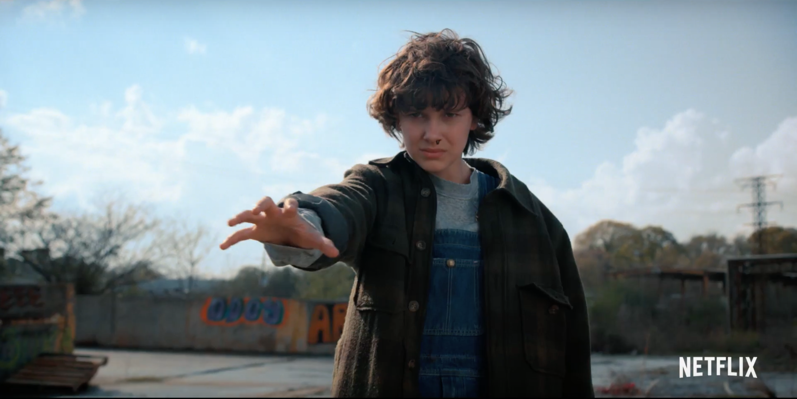 Celebrate Friday the 13th with the Final 'Stranger Things' Trailer