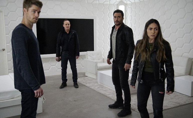 'Agents of S.H.I.E.L.D.' Season 5 Premiere Date Revealed