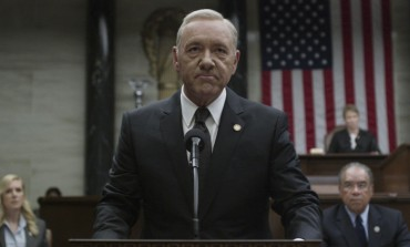 'House of Cards' Production Suspended Following Kevin Spacey Allegations