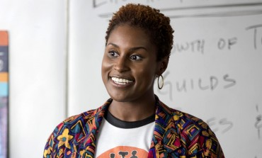Issa Rae Has Sights Set on a Dystopian Sci-fi Series for Her Next Project