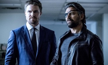 Again CW's 'Arrow' can't use Deathstroke Anymore