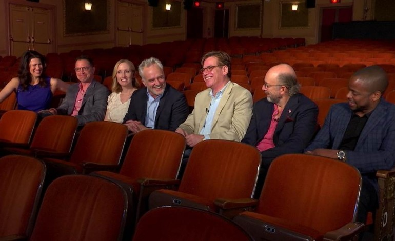 West Wing Cast Reunites for SPJ Benefit