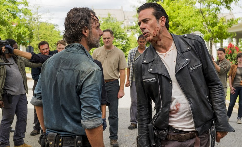 'The Walking Dead' Renews for Season 9 and Gets a New Showrunner