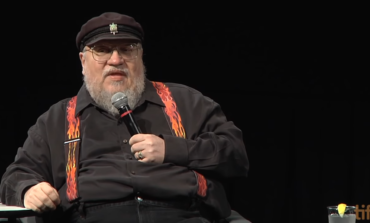 George R. R. Martin responds to cancelled 'Game Of Thrones' prequel.