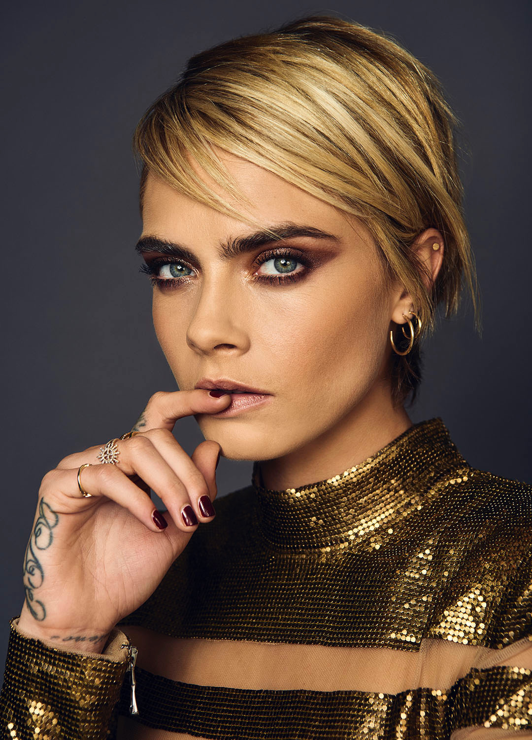 Cara Delevingne Set To Host And Executive Produce An All Female Comedy Series For Quibi Mxdwn Television